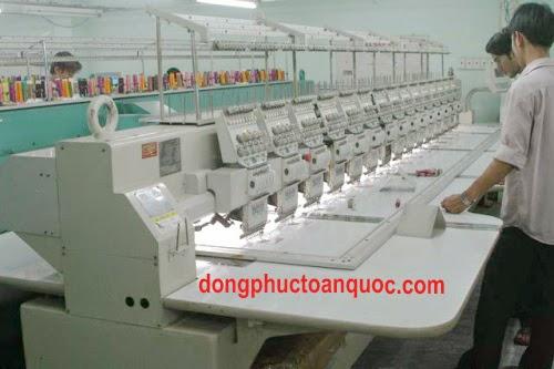 Xưởng thêu áo thun